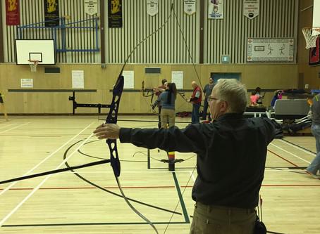 Folks Flooding Back to Archery