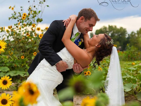 Scott & Brittney's Hudson Garden Wedding