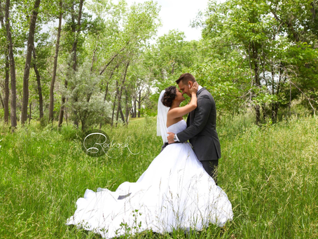 Tracey & Preston's Denver Wedding