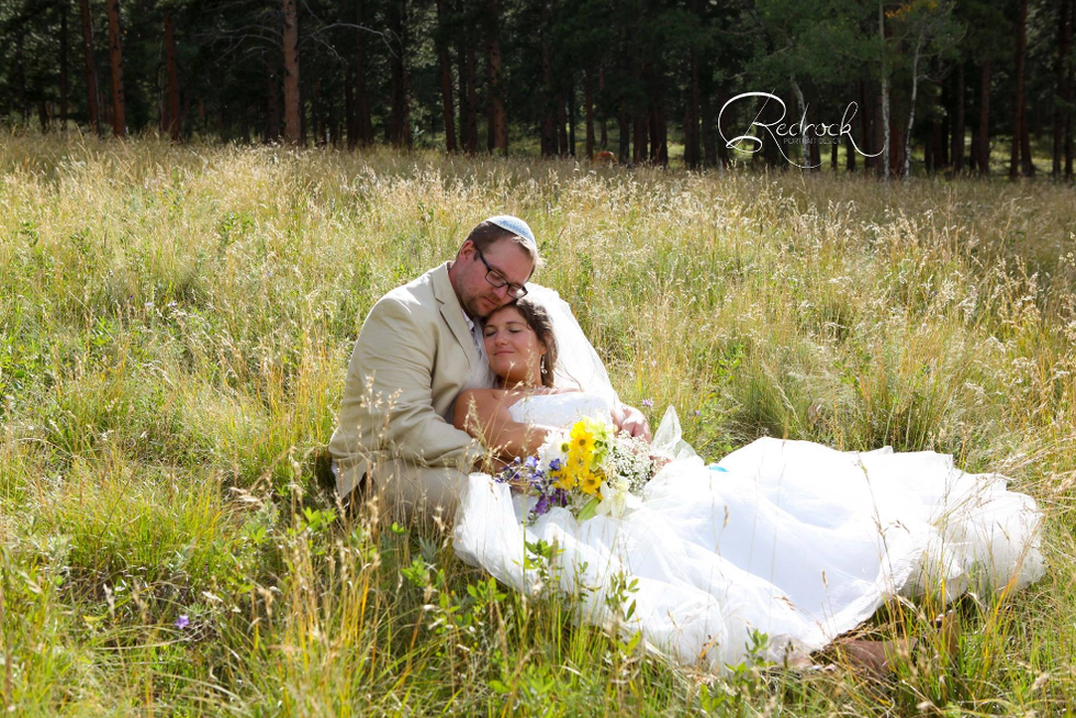 Alonit & Jacob's Tomahawk Ranch Camp Wedding