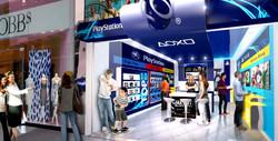 Sony Playstation Retail