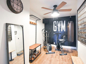 HOME GYM CONVERSIONS