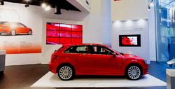 Audi Pop Up Retail