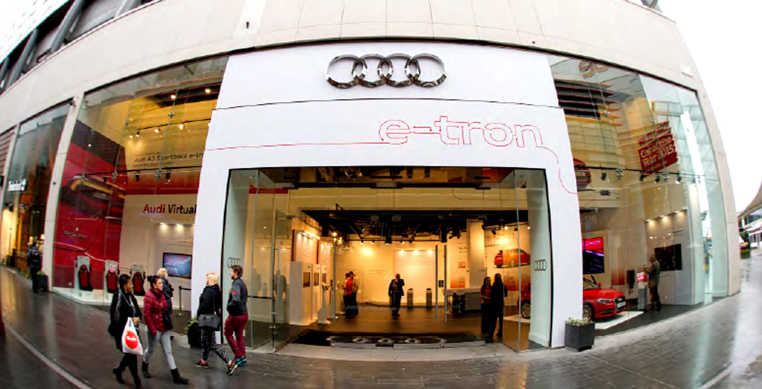 Audi Retail