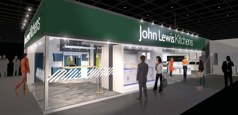 JOHN LEWIS GRAND DESIGNS