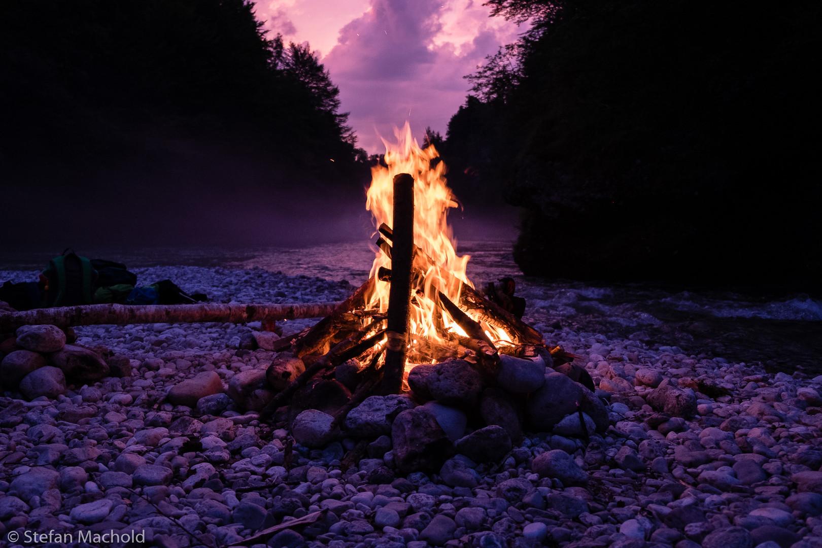 Campfire Violet
