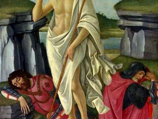 The glory of Jesus' Resurrection