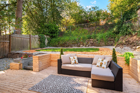 Open Outdoor Design For Renovating The Exterior