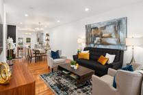Large Living room Makeover Idea