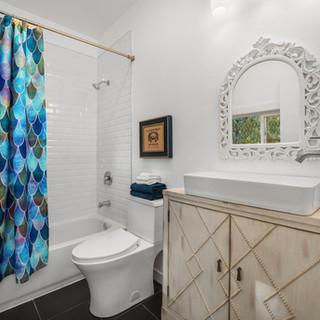 Classic Bathroom Renovating Idea