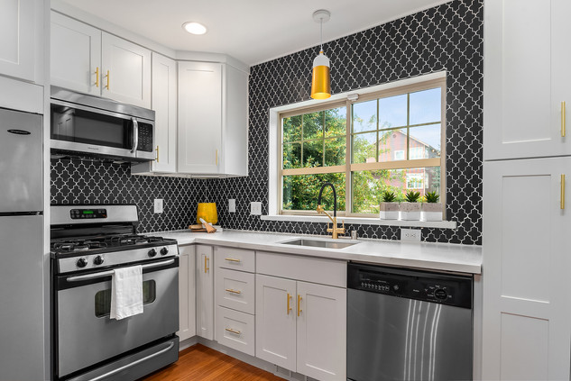 A Perfect Small Kitchen Idea: