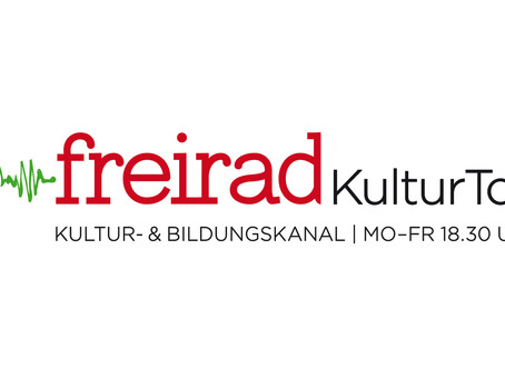 Radiointerview mit Bernhard Achhorner auf FREIRAD