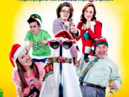 "Orchestrating Colombian Christmas Movie ""El Paseo de Teresa"""