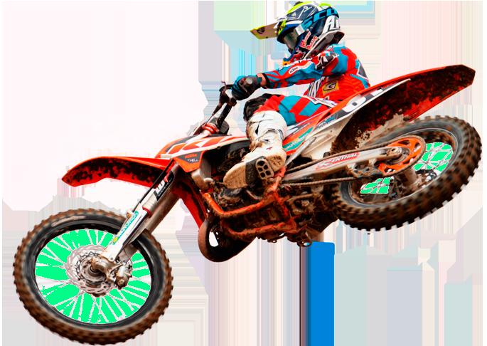 foto motocross sin fondo