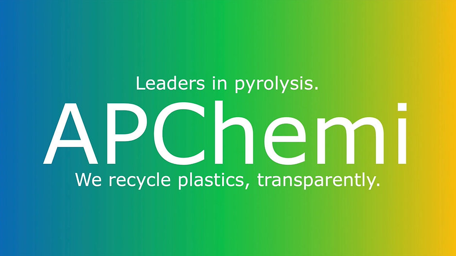 APChemi, Pyrolysis Technology, Plastic Pyrolysis Plant, Plastic to Fuel, Plastic to oil