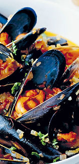 1/2 Price Mussels