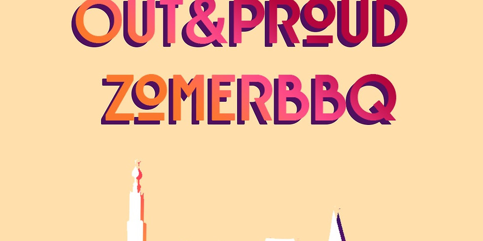 Out & Proud ZomerBBQ