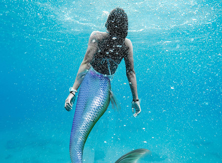 Mermaids; Have you ever felt like a mermaid in disguise?