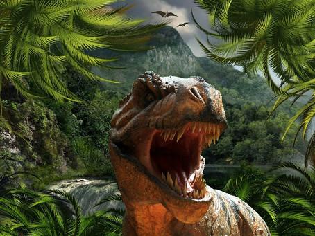 "Dinosaurs ""Cheeping""?"