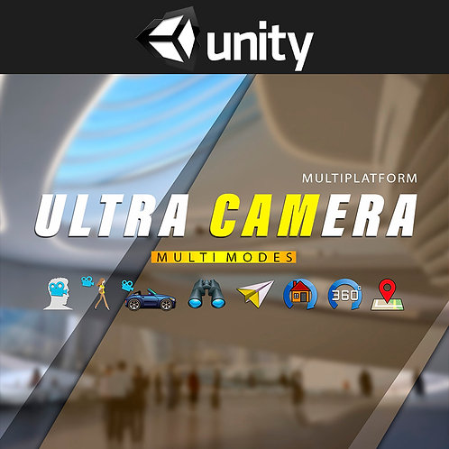 Ultra Camera Full Version (For Unity)