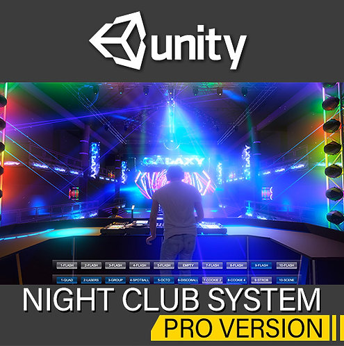 Night Club System PRO