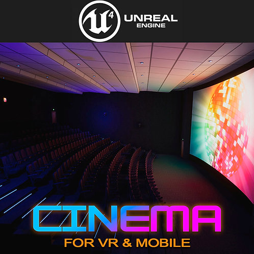 Cinema Real Time GI for UE4