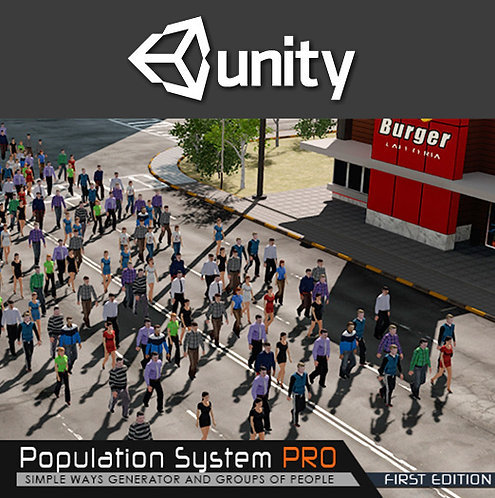 Population System (For Unity 2018)