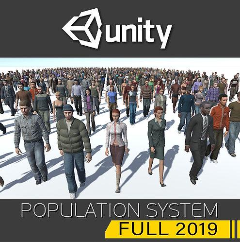 Population System FULL 2019