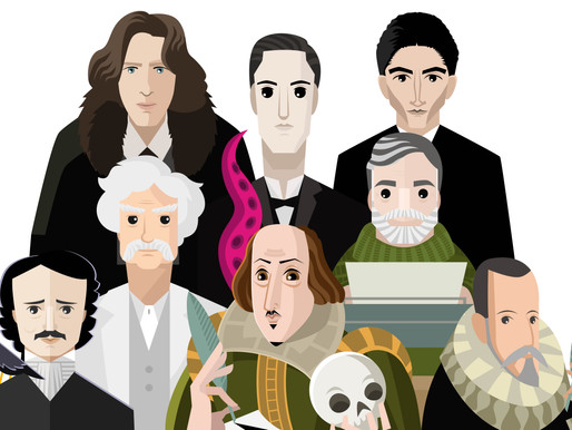 A Lasting Legacy – The Most Influential Writers of All Time