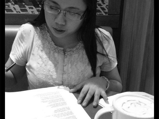 My Content Story: Aimee Faunillan Abella- Wordsmithing and Coffee