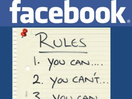 Facebook  Promotion Rules You Need To Follow To Make Sure You Are Running A Legal Contest
