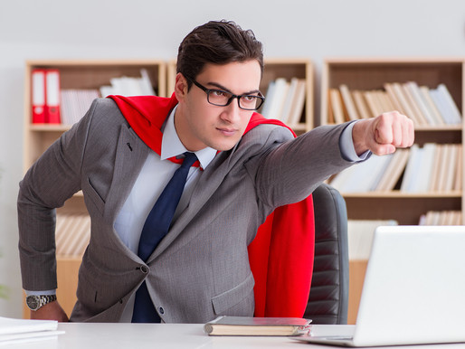 How To Write Like Super(wo)man (Or That Freelancer Who Completes Work Really Fast)