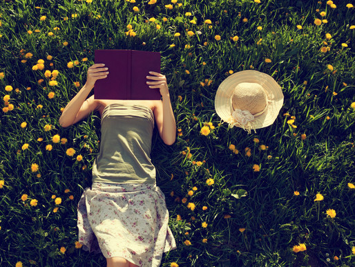 Reading For Better Writing: What (Old) Books to Read This Summer