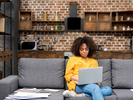 Writing From Home? 17 Easy Tips From An Online Writer