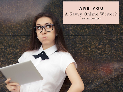 Are You A Savvy Online Writer? The Ultimate Checklist