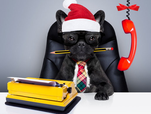 Holiday Season Is Coming. How Will You Market Your Writing Services?