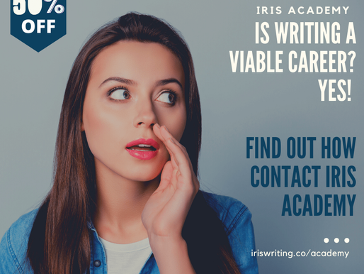 The Iris Academy Specials: Why Writing Online Content Is Different From Writing For Print?