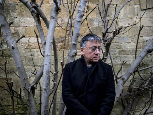 What Writers Can Learn From This Year's Nobel Winner: Kazuo Ishiguro