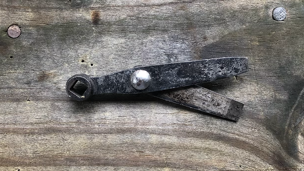 Model 1842 musket tool