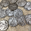 Thumbnail: Roll of 20  Walking Liberty half dollars all from the 1940s