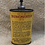 """Thumbnail: 3 1/2"""" empty Winchester oil can"""