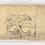 Thumbnail: Original 1861 1862 drawing of camp Tennally