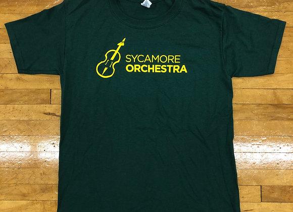 Green T-shirt - Orchestra