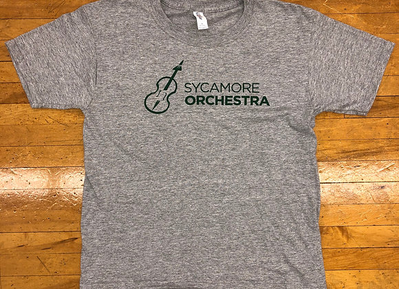 Gray T-shirt - Orchestra