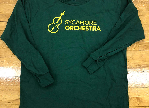 Green Long Sleeve - Orchestra