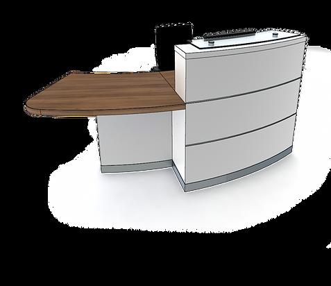 evolution eclypse YB1-R reception desk.p