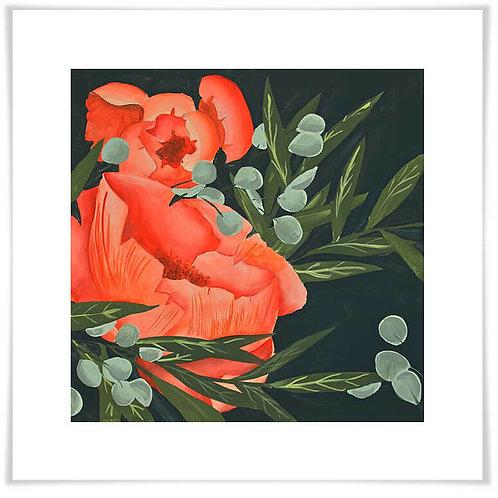 Late Bloomer Art Print