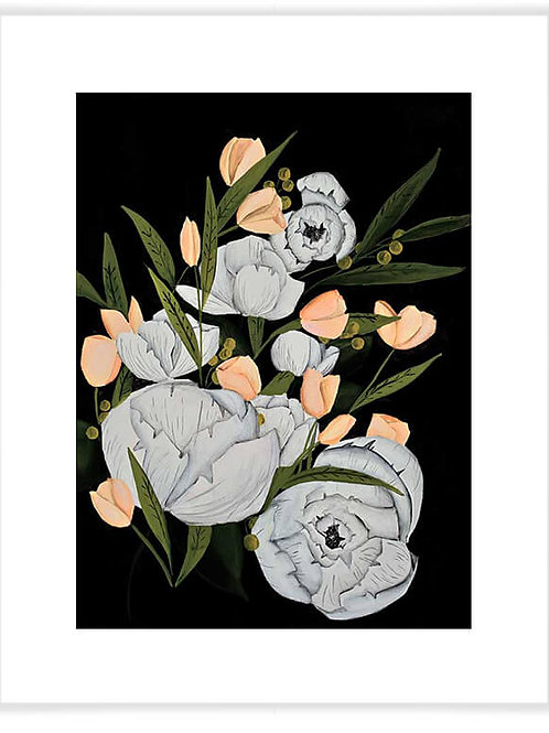 Pocket Full of Posies Art Print