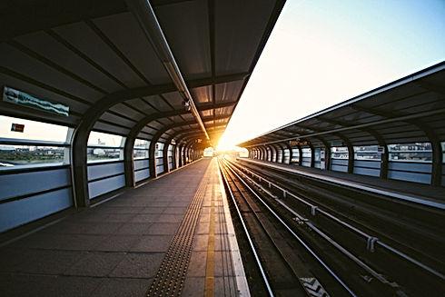 Stazione dei treni Venezia Mestre