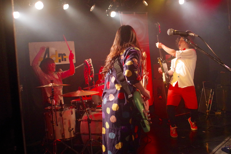 新生ランチキ6月のライブ